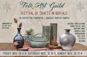 Annual Festival of Crafts in Buffalo @ Center For Tomorrow | Buffalo | New York | United States