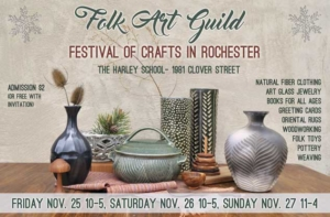 Holiday Festival of Crafts in Rochester - 2016 @ The Harley School | Rochester | New York | United States