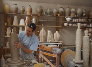 Pottery Workshop with Mark Shapiro @ Rochester Folk Art Guild | Middlesex | New York | United States